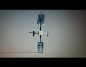 Zero G build space 3D printable model