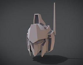 3D print model Hyaku Shiki Head