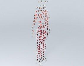 hollow girl 3D model