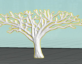 African Acacia Tree printable 3D printable model