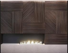 Wall Panel Set 28 3D model