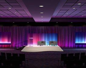 3D Los Angeles Convention Center