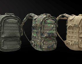 Tactical PEGASUS Backpack 3D