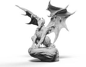 Alpine Dragon 3D print model