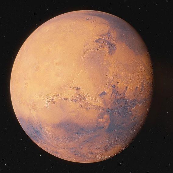 46k Mars