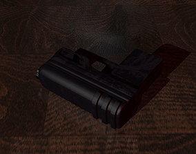Pistol war 3D model