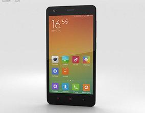 Xiaomi Redmi 2 White 3D model
