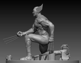 3D printable model The Wolverine