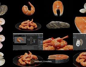 3D Seafood