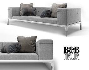 Sofas springtime 3D