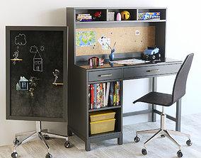 Childroom furniture 3D model