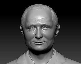 3D print model Vladimir Putin
