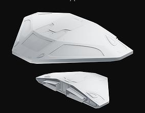 Ship - Normal Only 3D model