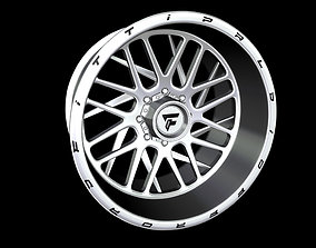 3D model Wheel For Vehicles Lifted-Tuning-CenCal