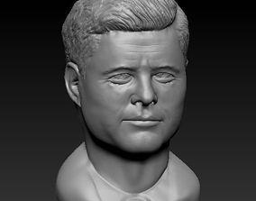 3D print model John Kennedy