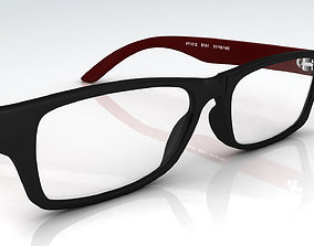 Eyeglass for Men 3D printable model geek