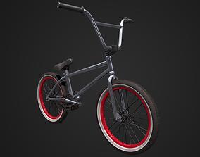 biker 3D BMX bike