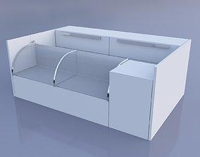 3D model Modular Shop Equipment
