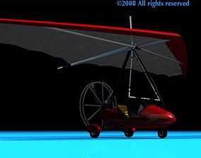3D model Ultralight