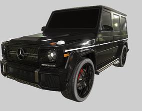 Mercedes-Benz G65 AMG 3D model