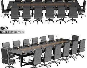 conference table 07 3D model