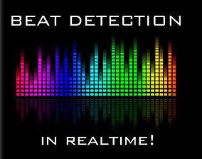 Audio Beat Detection for Unity 3D