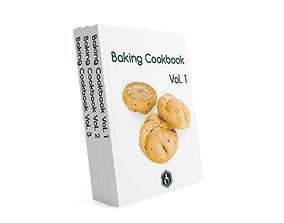 3D Baking Cookbooks