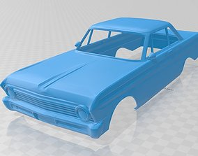 Falcon 1965 Printable Body Car