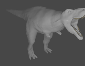 3D TyrannosaurusRex