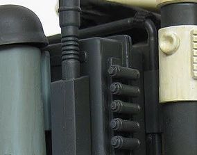 Exhaust Pipe Sandtrooper 3D printable model