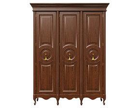 3D Classic cabinet 07 07