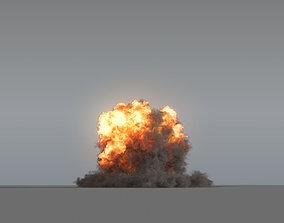 Explosion 01 - VDB 3D