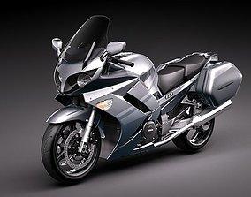 Yamaha FJR1300A 2009 3D