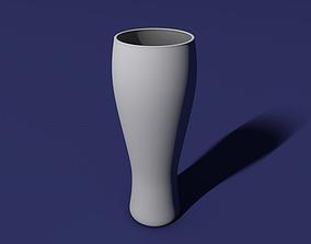 3D print model Beer glass