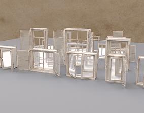 Standard Windows 3D model