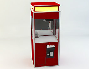 Grab machine 3D model