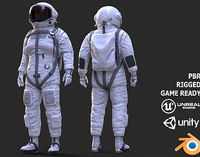 3D asset CS01 Space Suit LITE VERSION
