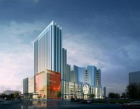 3d building 111