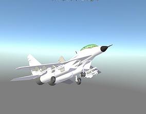 3D model Mig 29