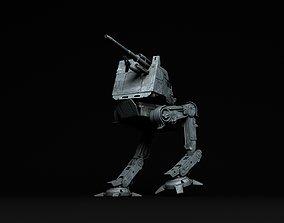 3D printable model Star Wars All Terrain Defense Turret
