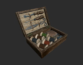 3D asset Sewing Kit