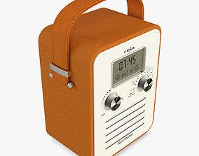 Retro Radio E-Boda 3D