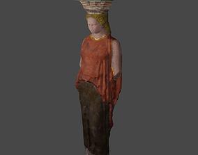 Caryatid 3D model