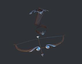 3D asset Armor for Archer