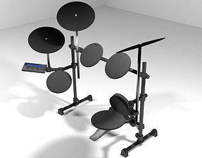 3D Drum Set - Electronic