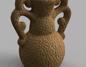 3D print model amphore vase