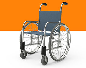 Wheelchair Rig 3D model