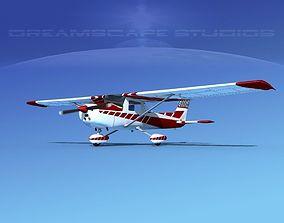 3D Cessna 150 Aerobat V01