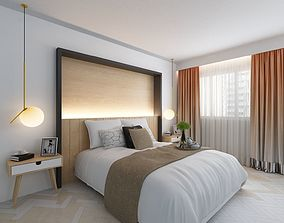 Bedroom Interior Model 3D