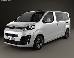 Citroen Spacetourer 2016 3D